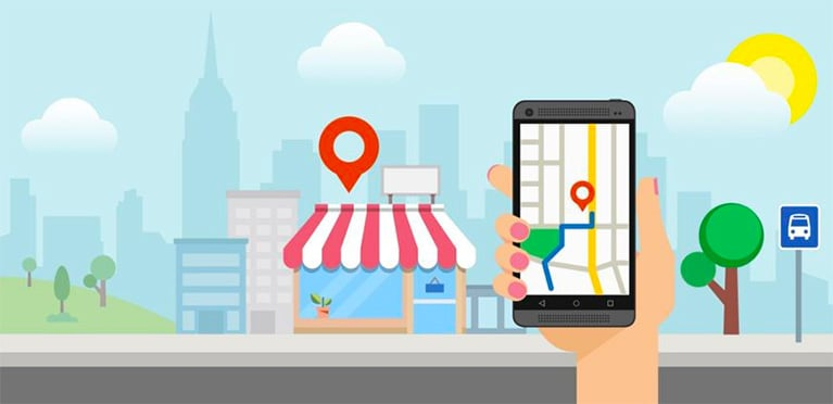 Référencement local Google My Business