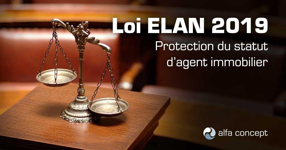 Loi Elan 2019